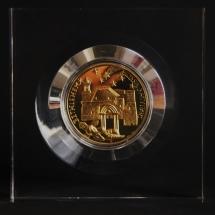 Alessandro Fagioli medaglia Papa memory 3